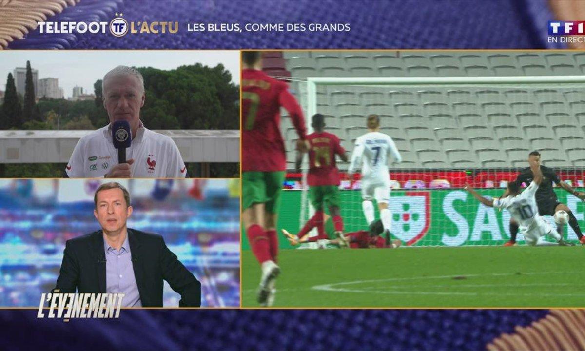 L'Interview de Didier Deschamps