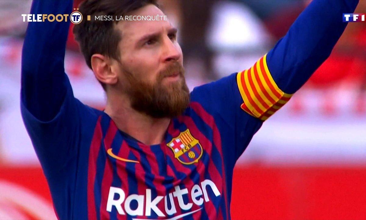 Messi, la reconquête