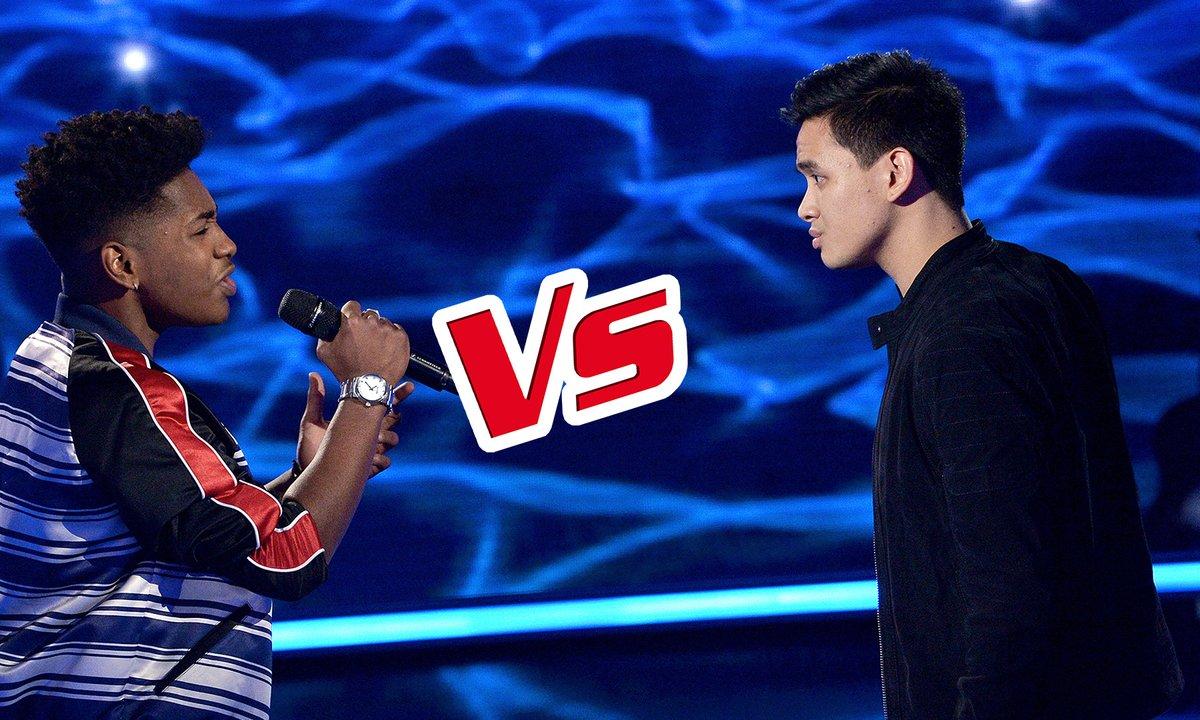 Lisandro Cuxi VS Angelo Powers - « Runnin' » (Beyoncé ft. Naughty Boy) (Saison 6)