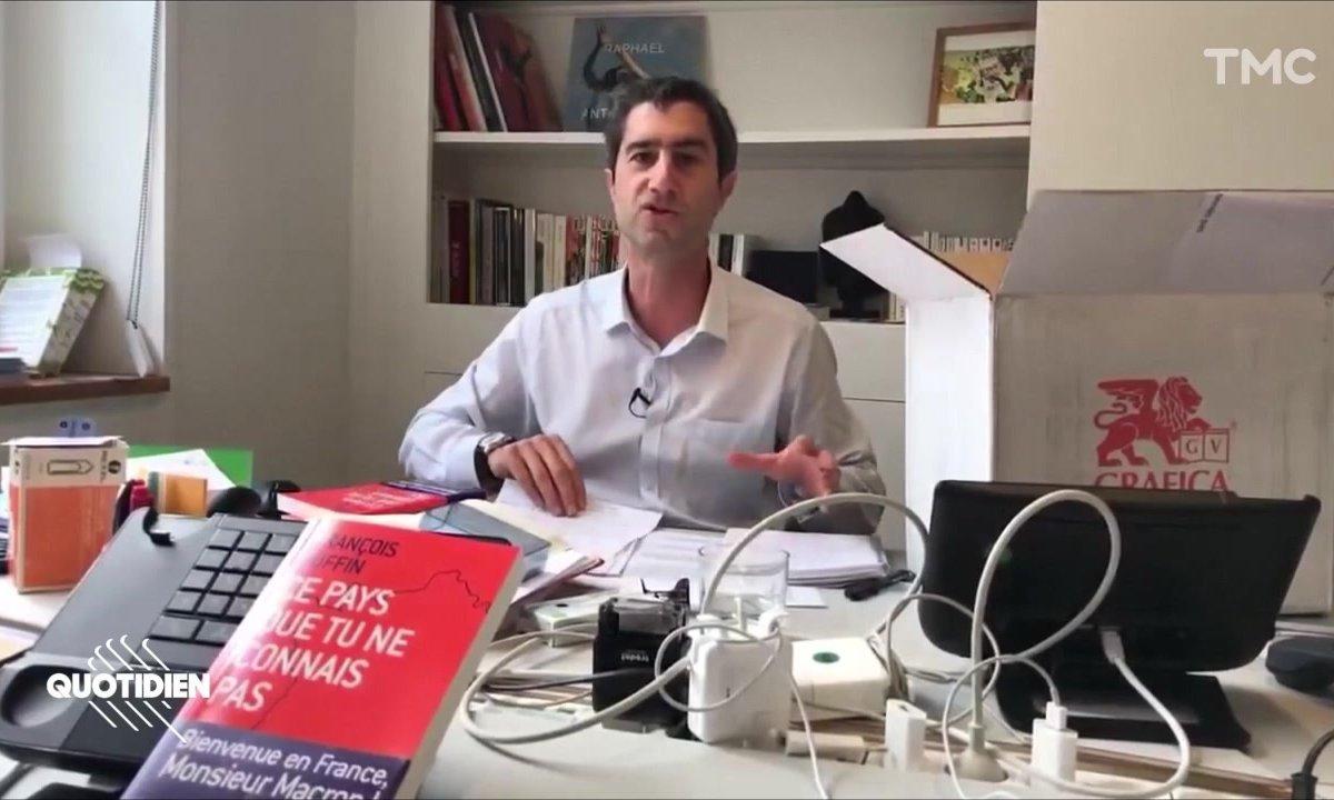 Le livre (pas si) coup de poing et (pas si) secret de François Ruffin