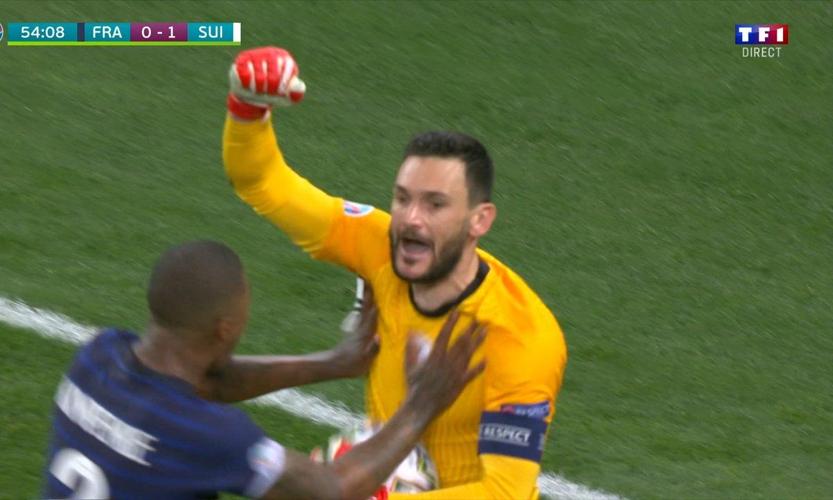 France - Suisse (0 - 1) : Voir le penalty arrêté par Lloris en vidéo