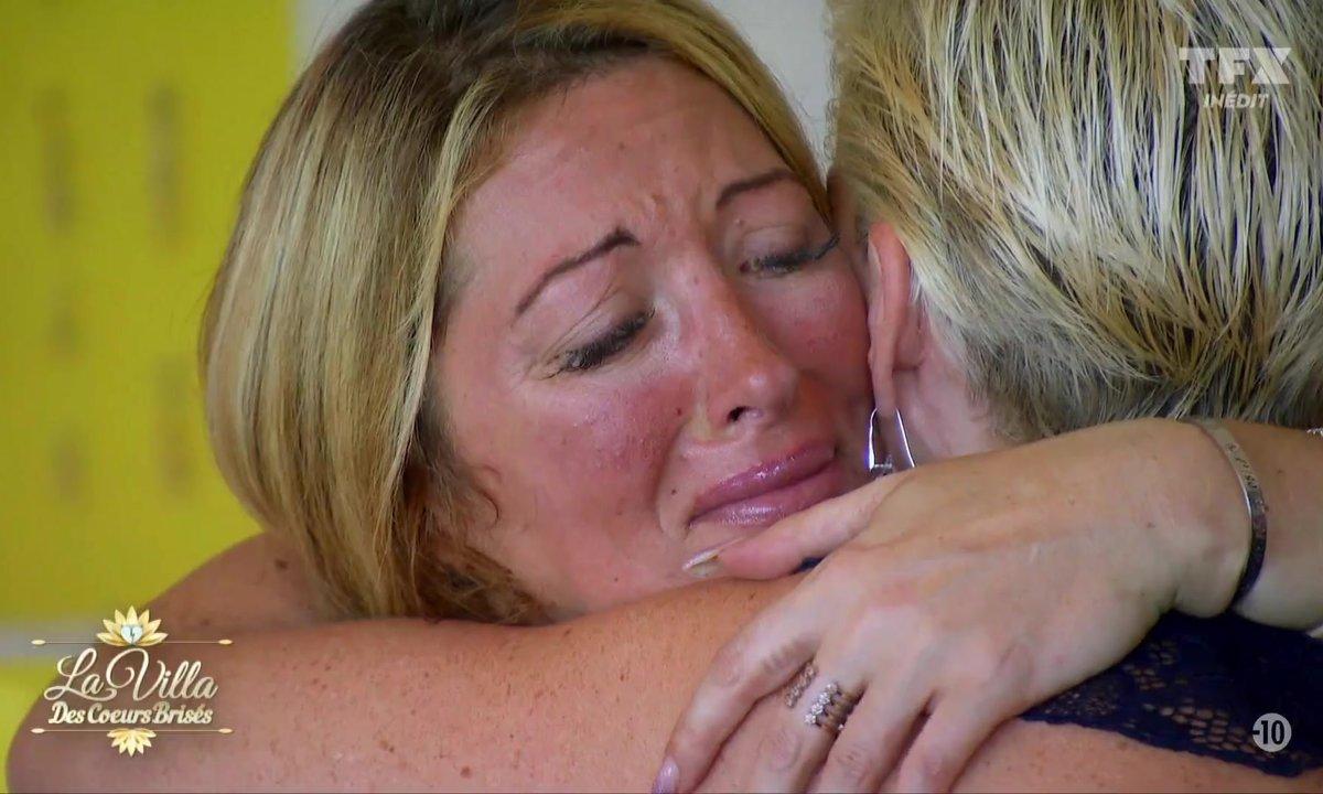 Les adieux déchirants de Loana : Lucie en pleurs ! 😭