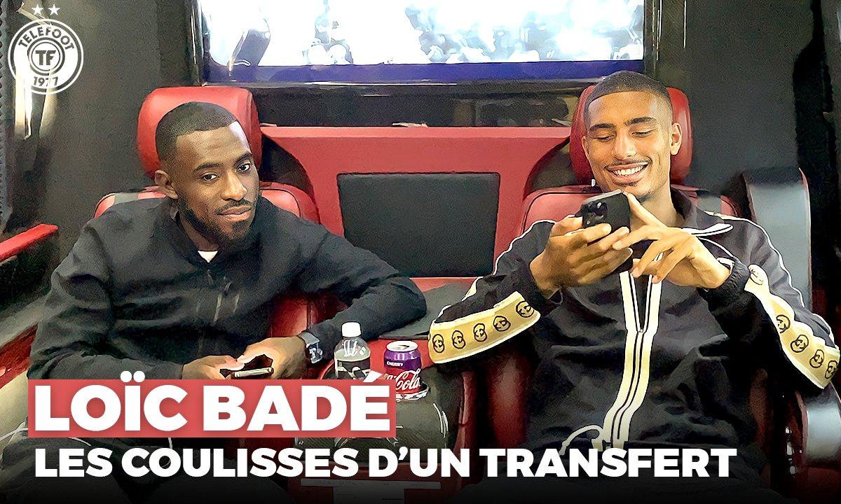 Dans les coulisses du transfert de Loic Badé à Rennes