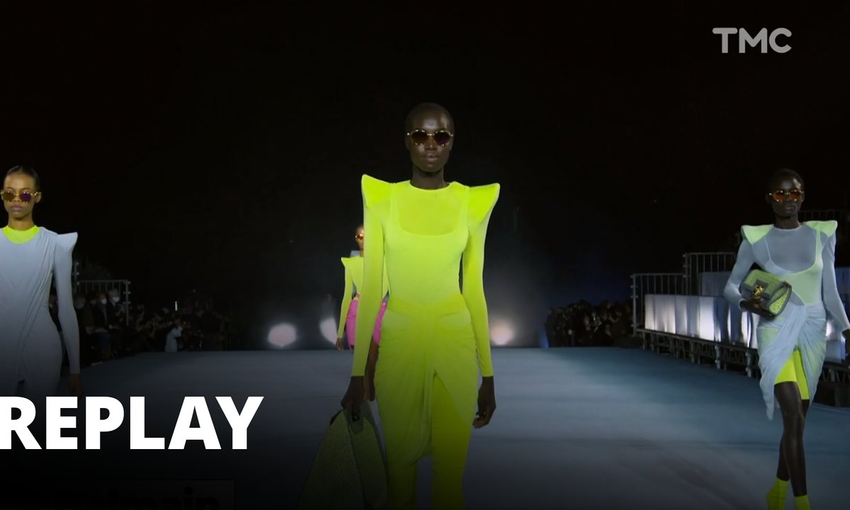 5 minutes de mode by Loïc Prigent : Burberry, Prada, Balmain