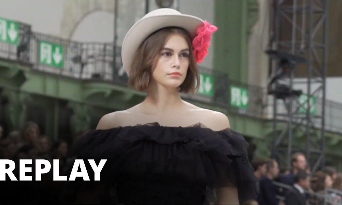 5 minutes de mode by Loïc Prigent du 3 octobre 2019