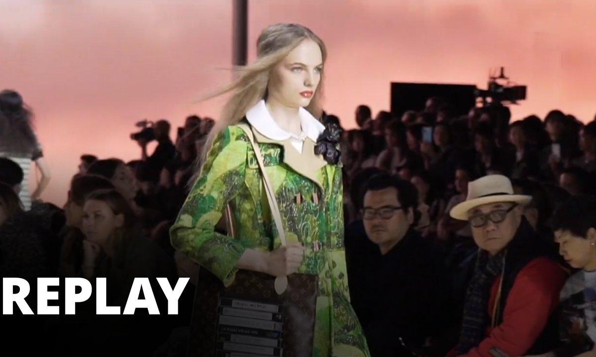 5 minutes de mode by Loïc Prigent - Louis Vuitton et Balenciaga