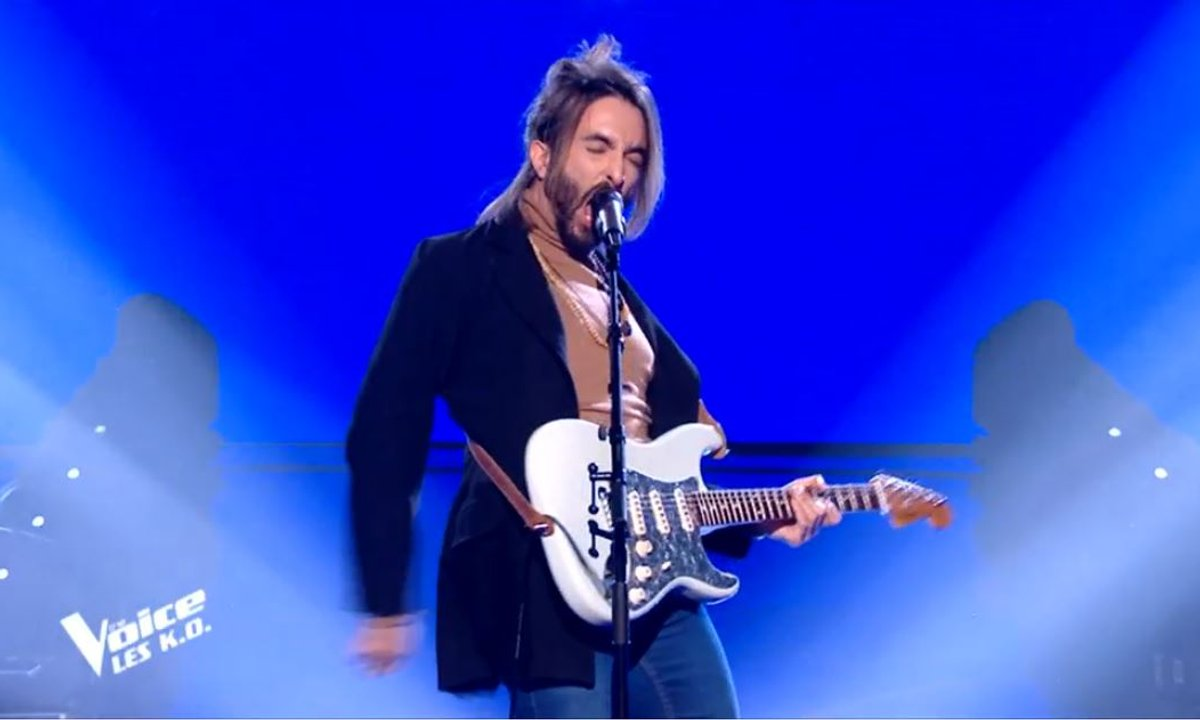 "THE VOICE 2020 - Loïs Vaccheta chante ""Come Together"" des Beatles (KO)"