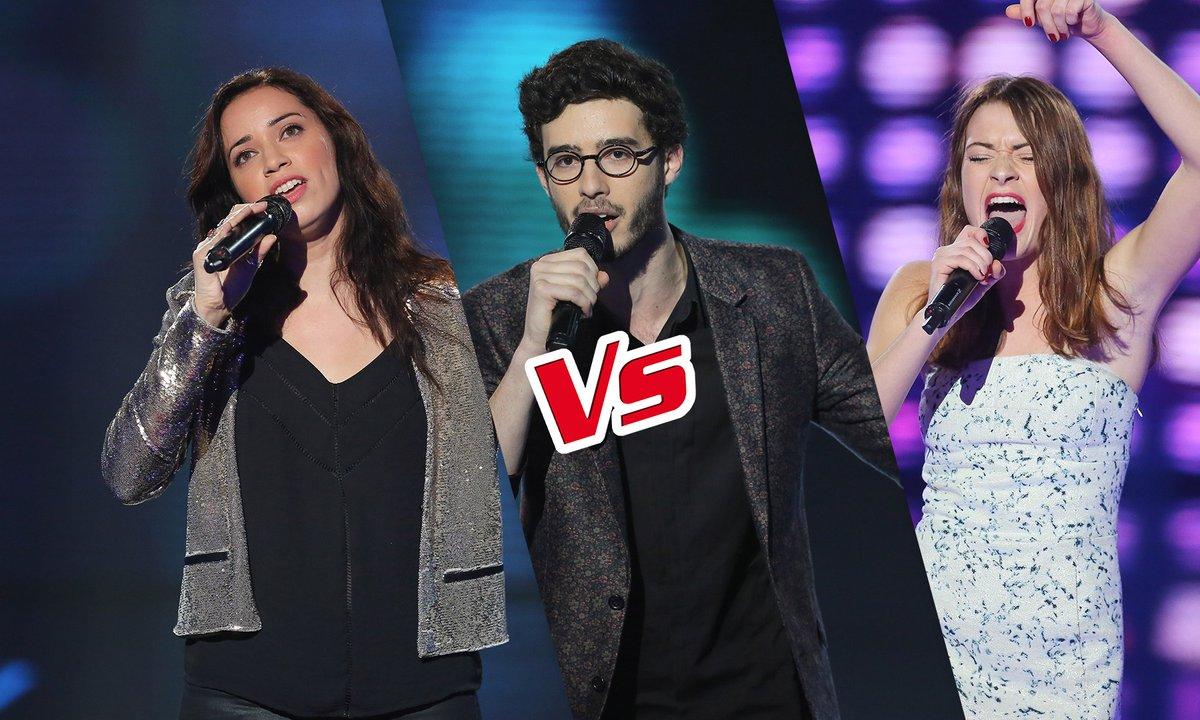 Lola Baï VS Alexandre VS Luna, qui envoutera Garou ? (Saison 05)