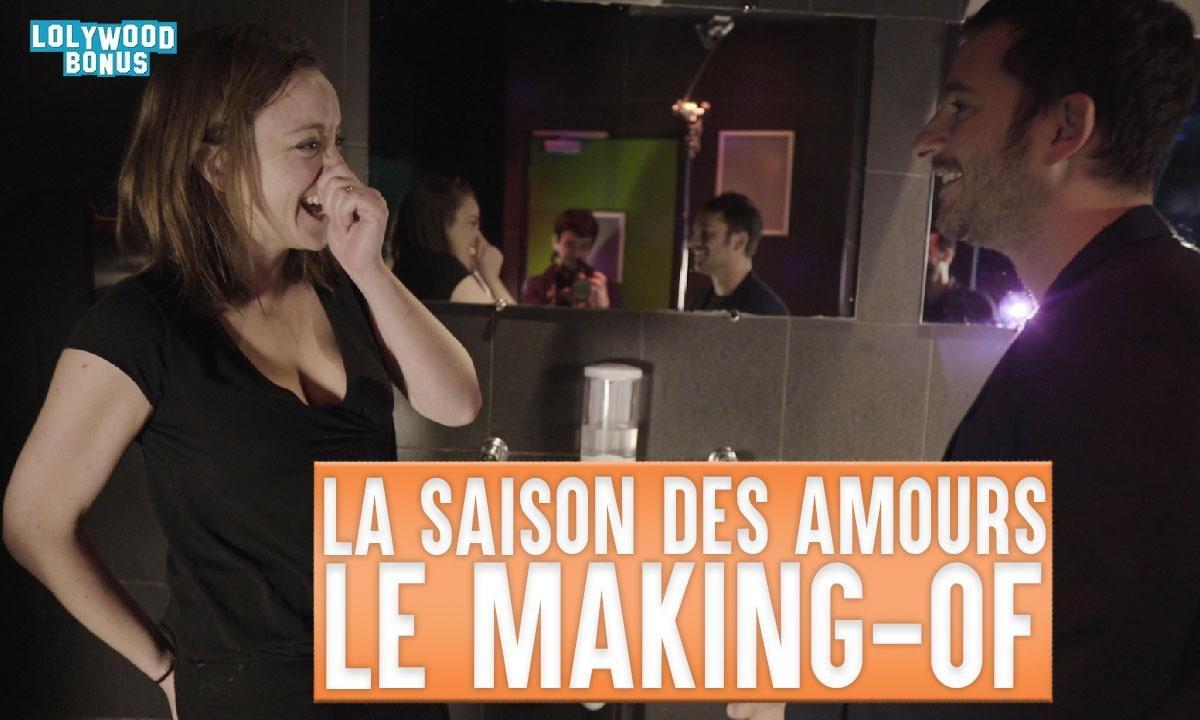 Les Humains : La saison des amours - le Making-of