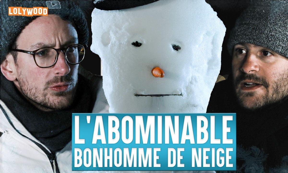 Lolywood -  L'abominable homme des neiges