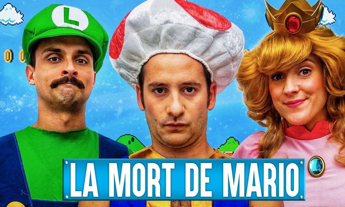 Lolywood - La Mort de Mario