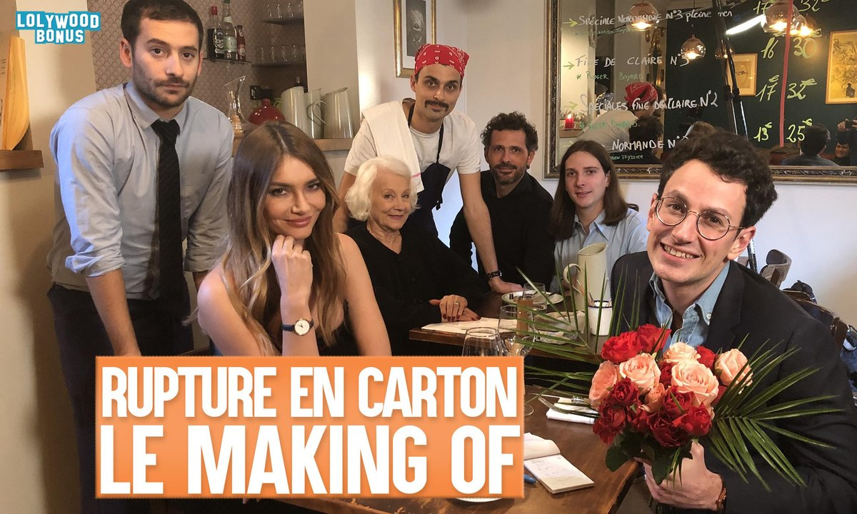 Lolywood - Rupture en Carton - Le Making-Of