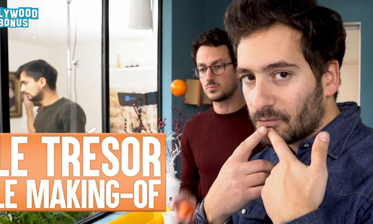 Lolywood - Le Trésor: le Making-of