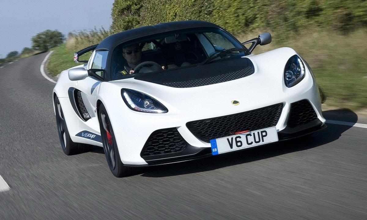 No Limit : la Lotus Exige Cup sur circuit