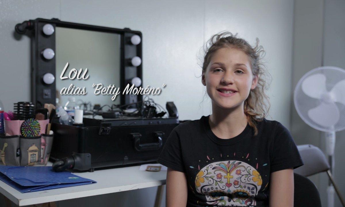 """Lou (The Voice Kids) : ses premiers pas dans """"Demain nous appartient"""""""