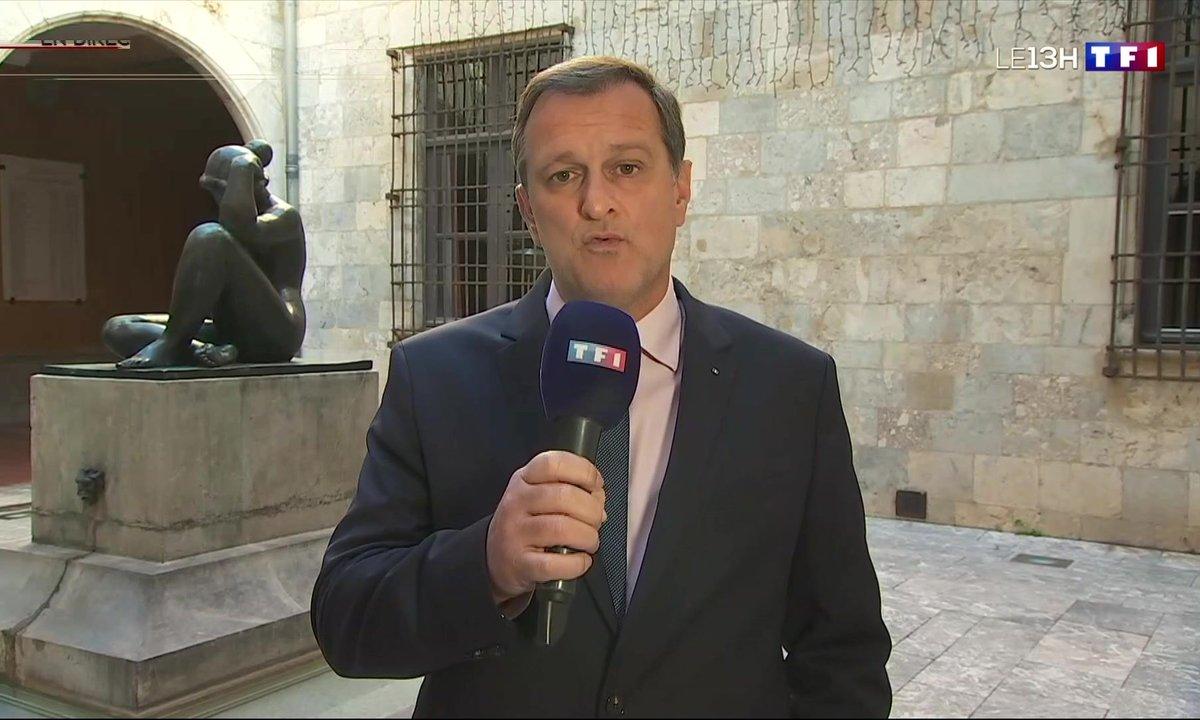 """Louis Aliot : """"Protéger les citoyens c'est une chose, mais il faut aussi parallèlement protéger l'économie"""""""