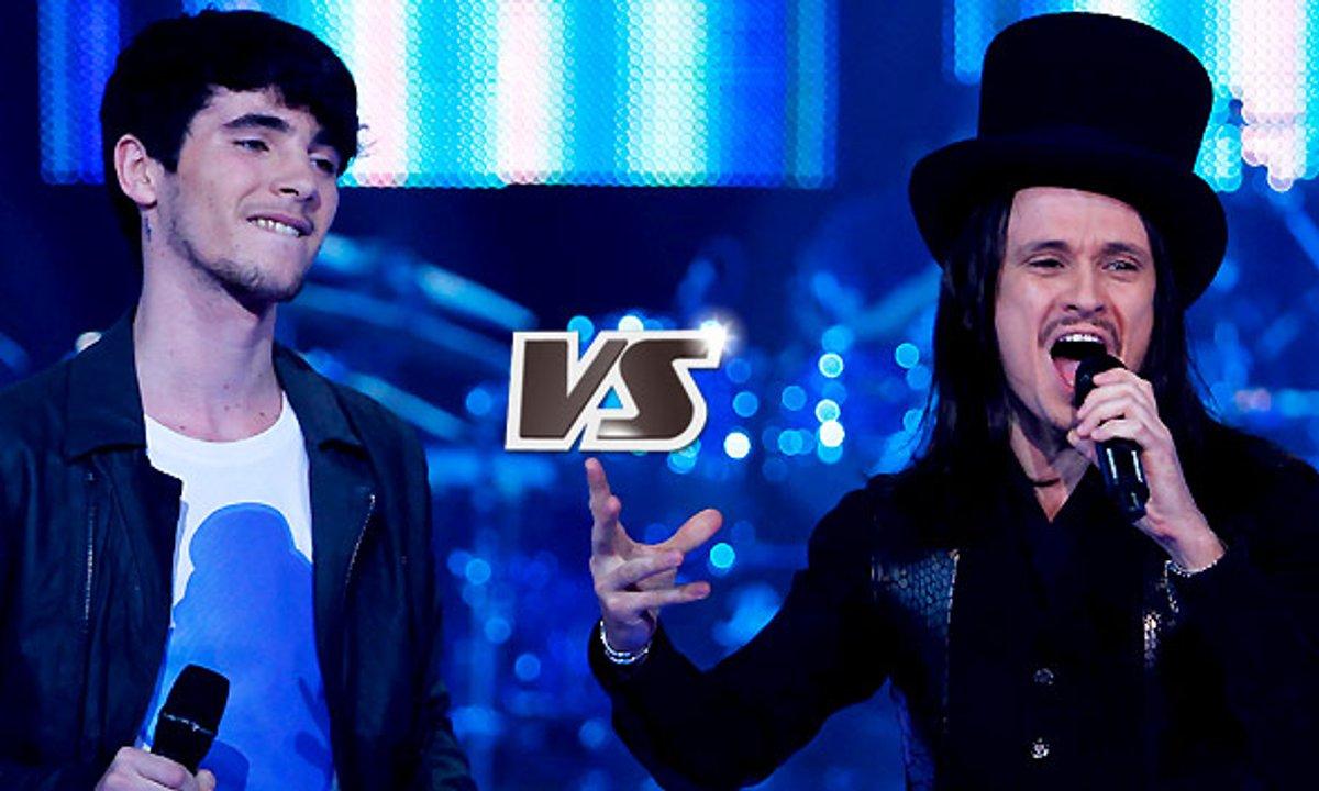 Louis Delort & Damien Schmitt - One (U2) (saison 01)