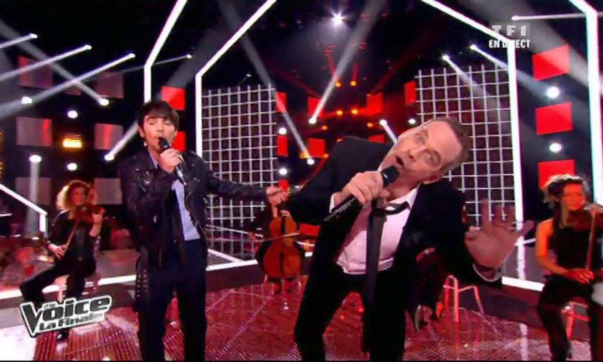 Louis Delort & Garou - Lonely Boy (The Black Keys) (saison 01)