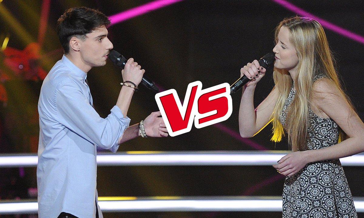 Louisa Rose VS Thibaud, battle délicate sur le titre  « Est-ce que tu m'aimes » (Maître Gims) (Saison 05)