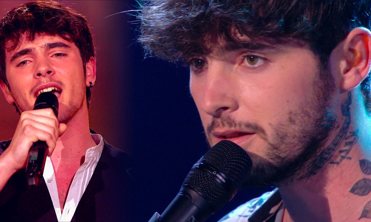 """The Voice All Stars – Louis Delort chante """"To Build A Home"""" de The Cinematic Orchestra"""
