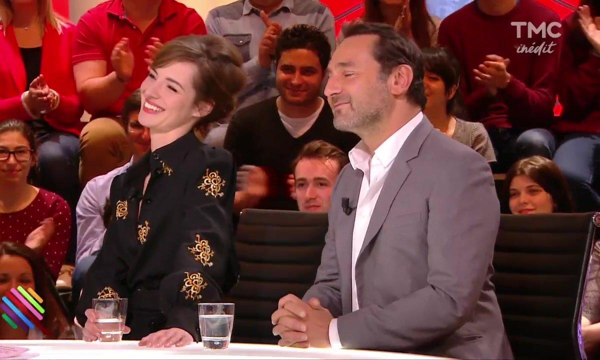 """Louise Bourgoin et Gilles Lellouche crèchent """"Sous le même toit"""""""