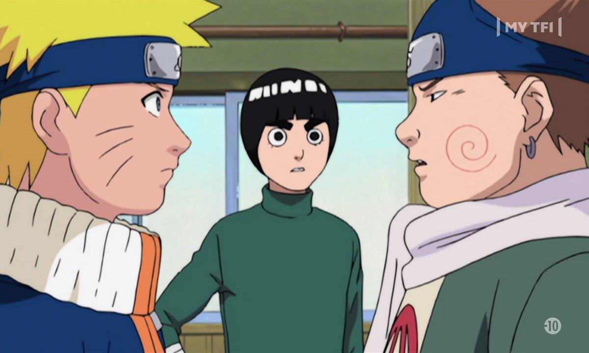 Naruto - Episode 199 - Loupé ! La cible apparaît dans la ligne de mire