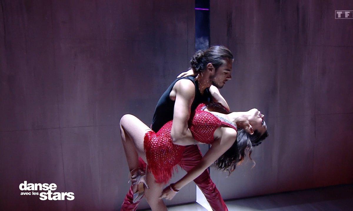 DALS 2021 - Lucie Lucas et Anthony Colette – Dua Lipa & Angèle (Fever)