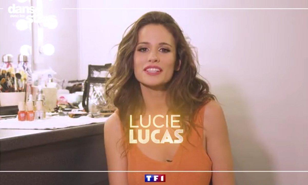 """Danse avec les stars - Lucie Lucas  : """"Je suis un diesel"""""""