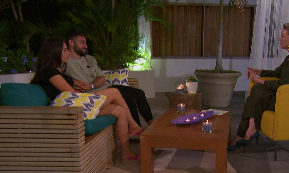 Lucie passe à l'action dans l'épisode 7 de La Bataille des Couples
