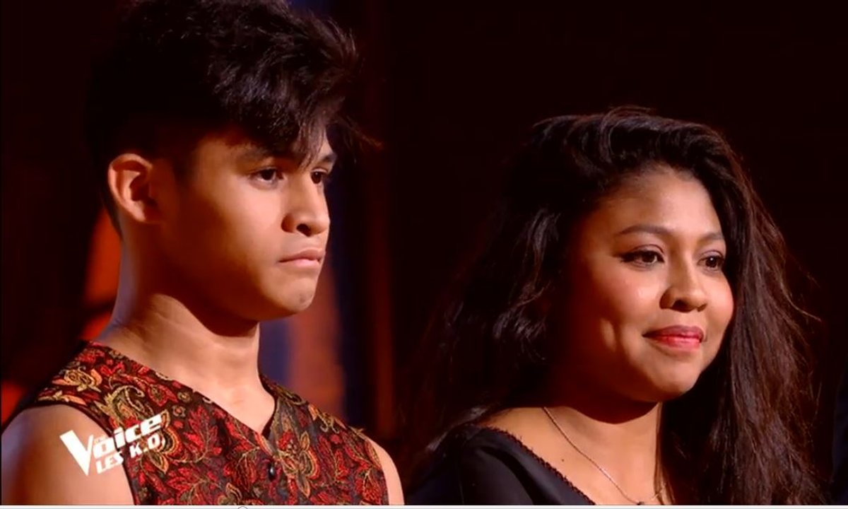 """THE VOICE 2020 - LudySoa & Nathan chantent """"In my blood"""" de Shawn Mendes (KO)"""