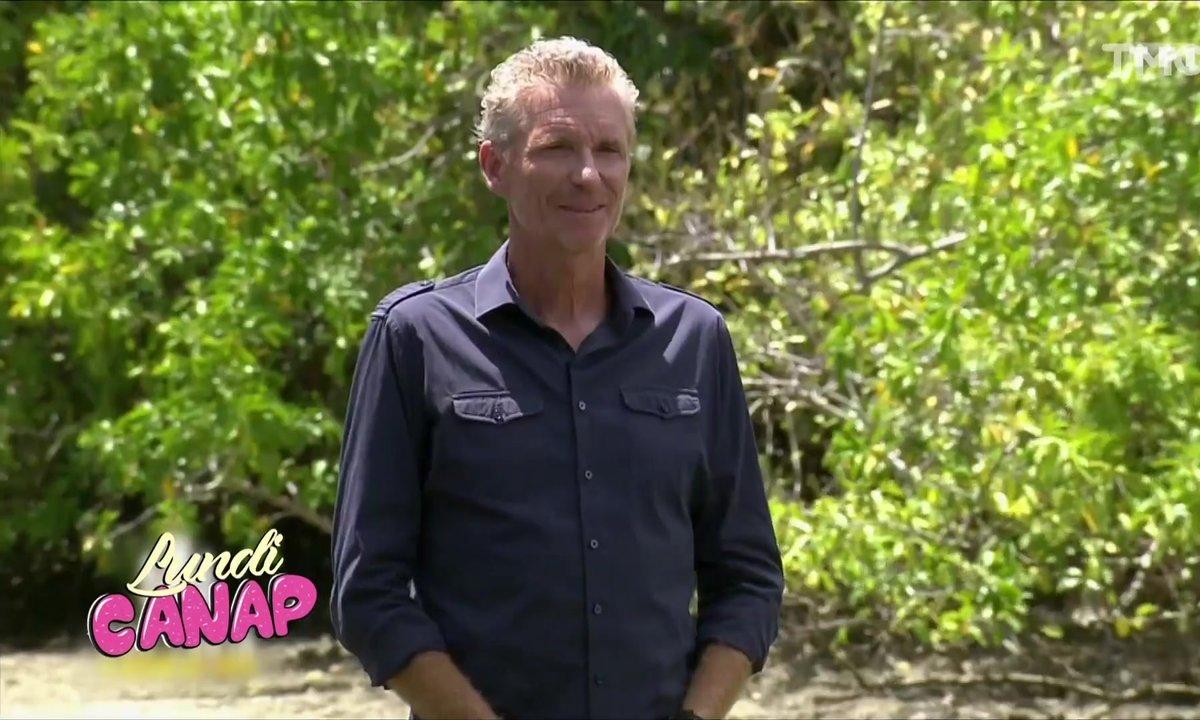 Lundi Canap : Denis Brogniart en roue libre dans Koh Lanta