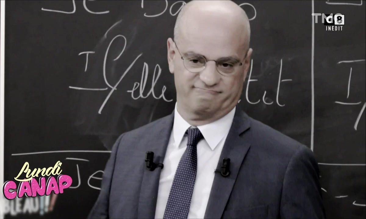 Lundi Canap : Jean-Michel Blanquer galère au tableau