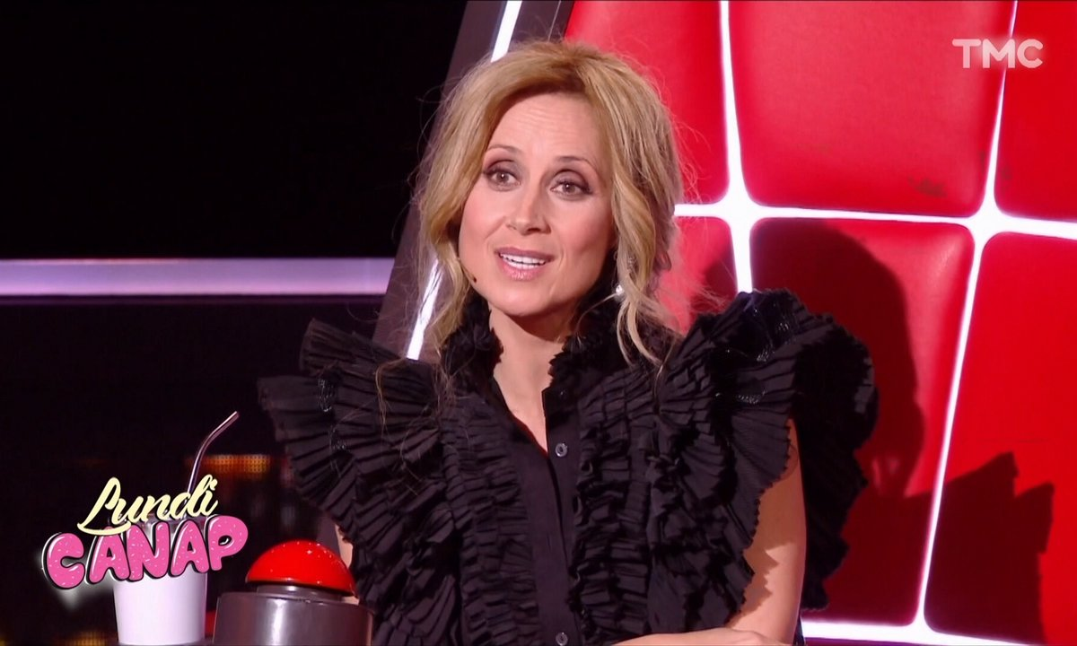 Lundi Canap : Lara Fabian a eu un gros crush dans The Voice