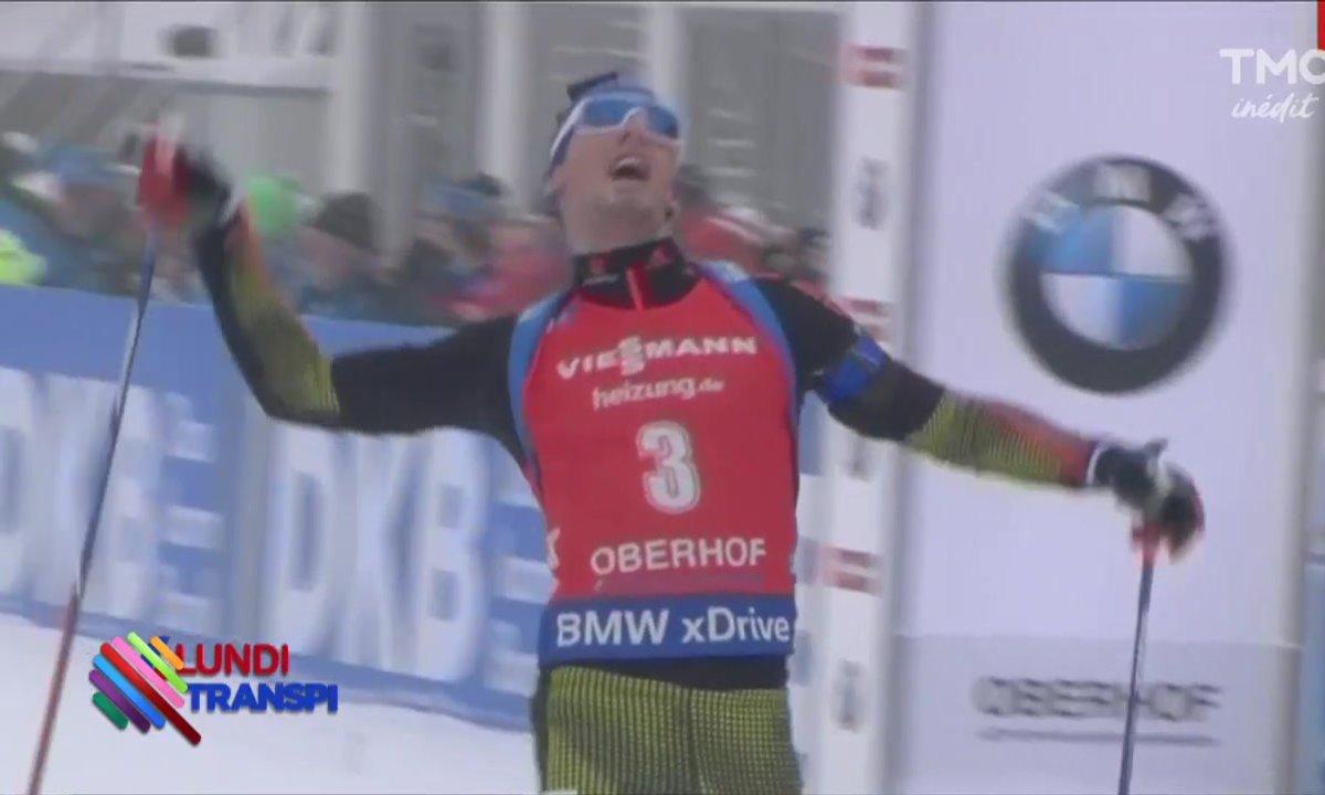 Lundi transpi - Le biathlon, plus dingue que la fête forraine