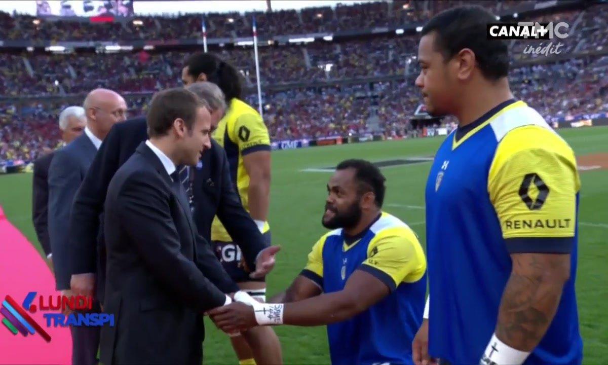Lundi transpi : Clermont champion de France de rugby