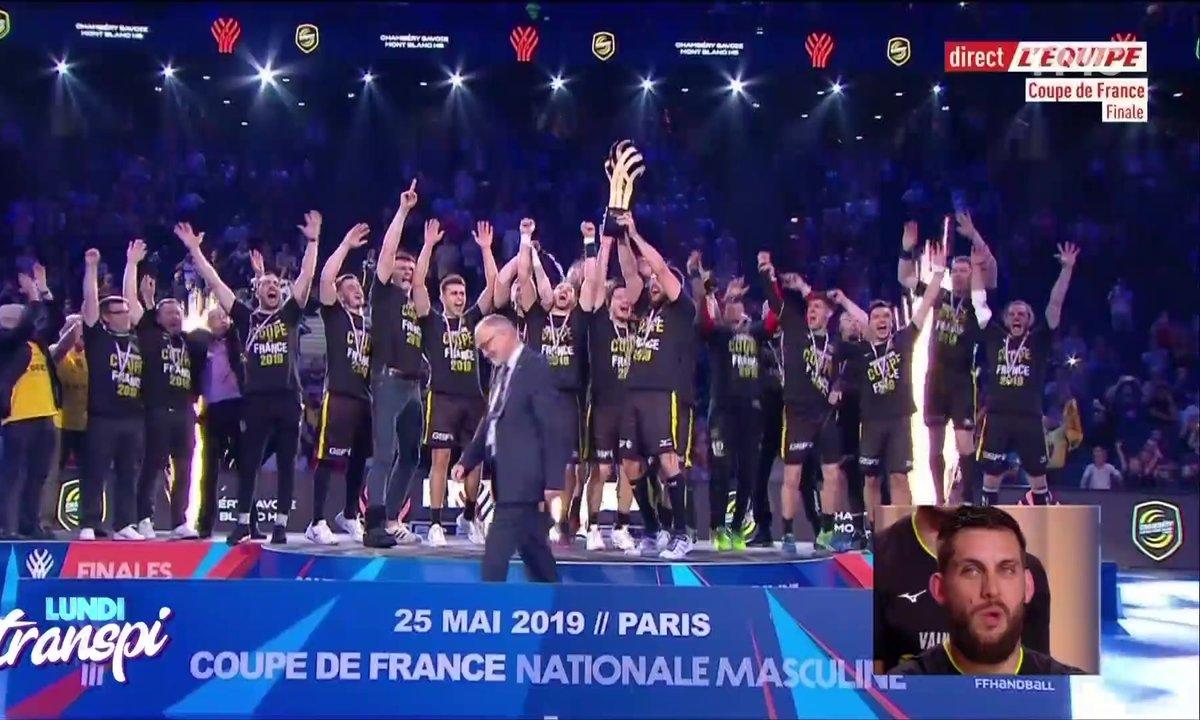 Lundi Transpi : le débrief de la finale Chambéry-Dunkerque