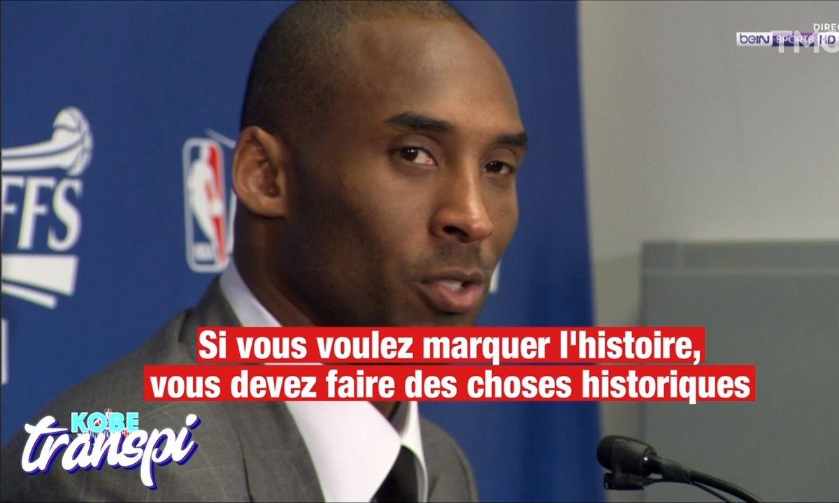 Lundi Transpi : hommage à Kobe Bryant
