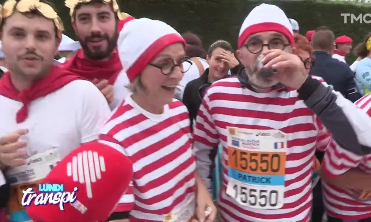 Lundi Transpi : le marathon du Beaujolais