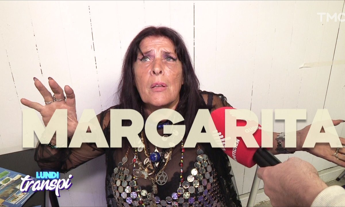 Lundi Transpi : Margarita, la meilleure voyante de France