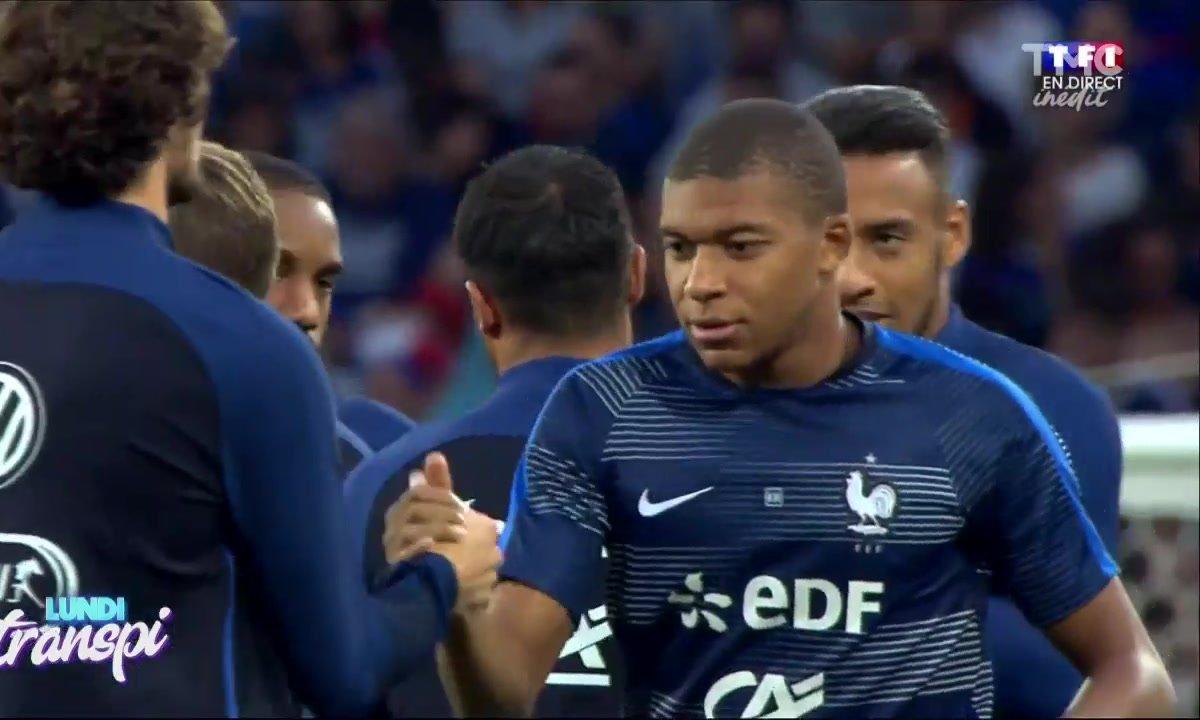 Lundi Transpi : les notes mitigées de l'Equipe de France