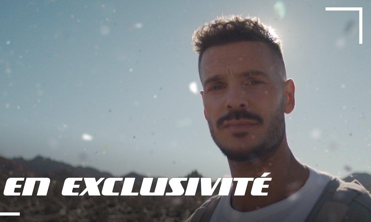 EXCLU –  M. Pokora « Les planètes », premières images de son nouveau clip