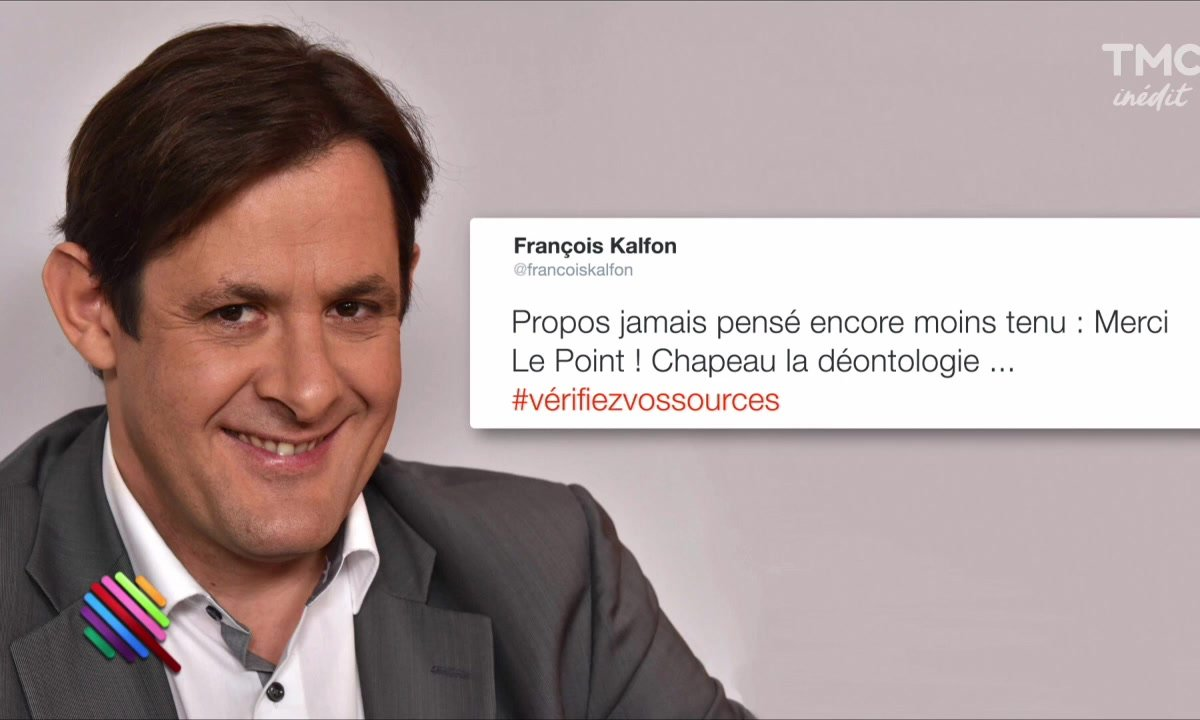Le machoscope épingle François Kalfon