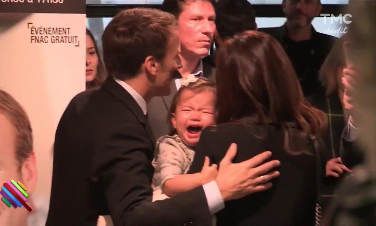 Emmanuel Macron et Enjoy Phoenix : leur point commun