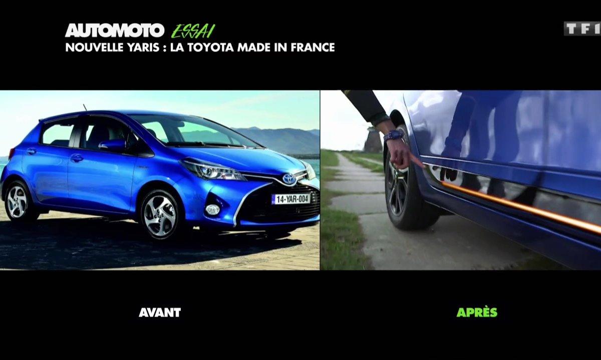 Essai : Yaris la Toyota made in France