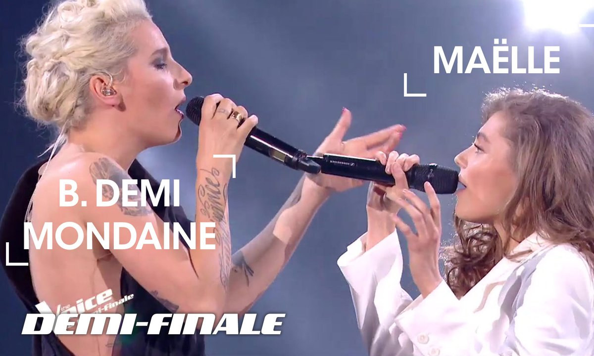 Maëlle et B. Demi-Mondaine | I put a spell on you | Annie Lennox