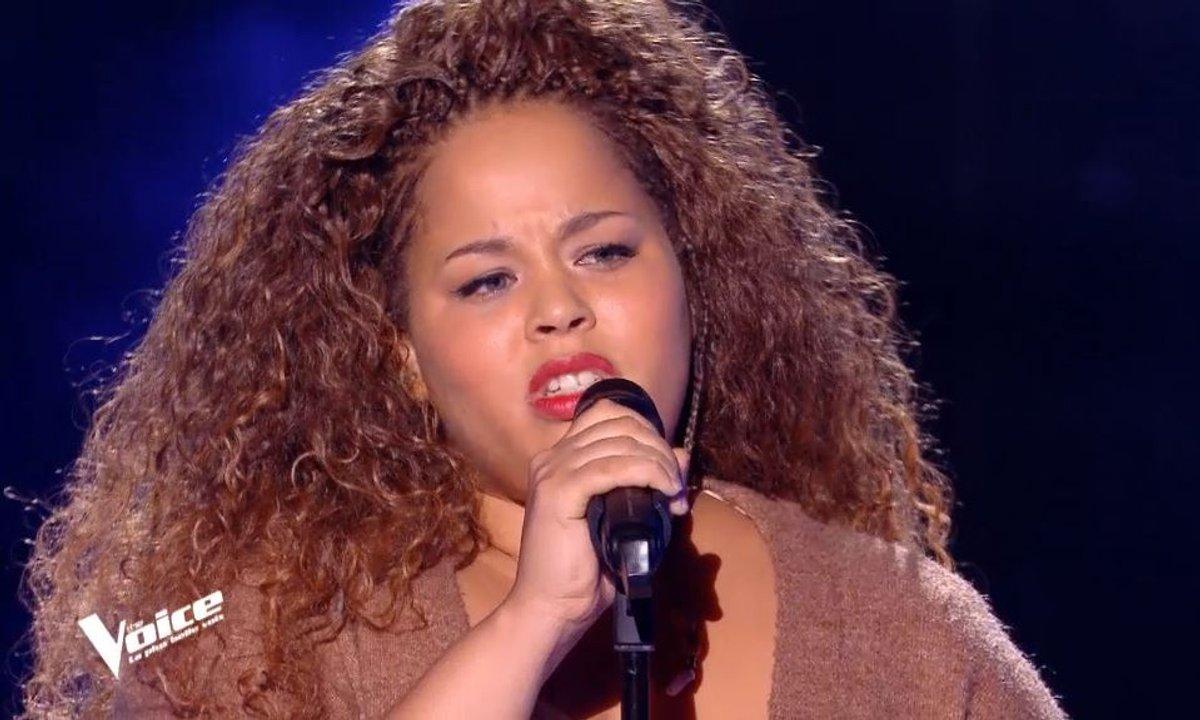 """THE VOICE 2020 - Maggy chante """"Jealous"""" de Labrinth"""