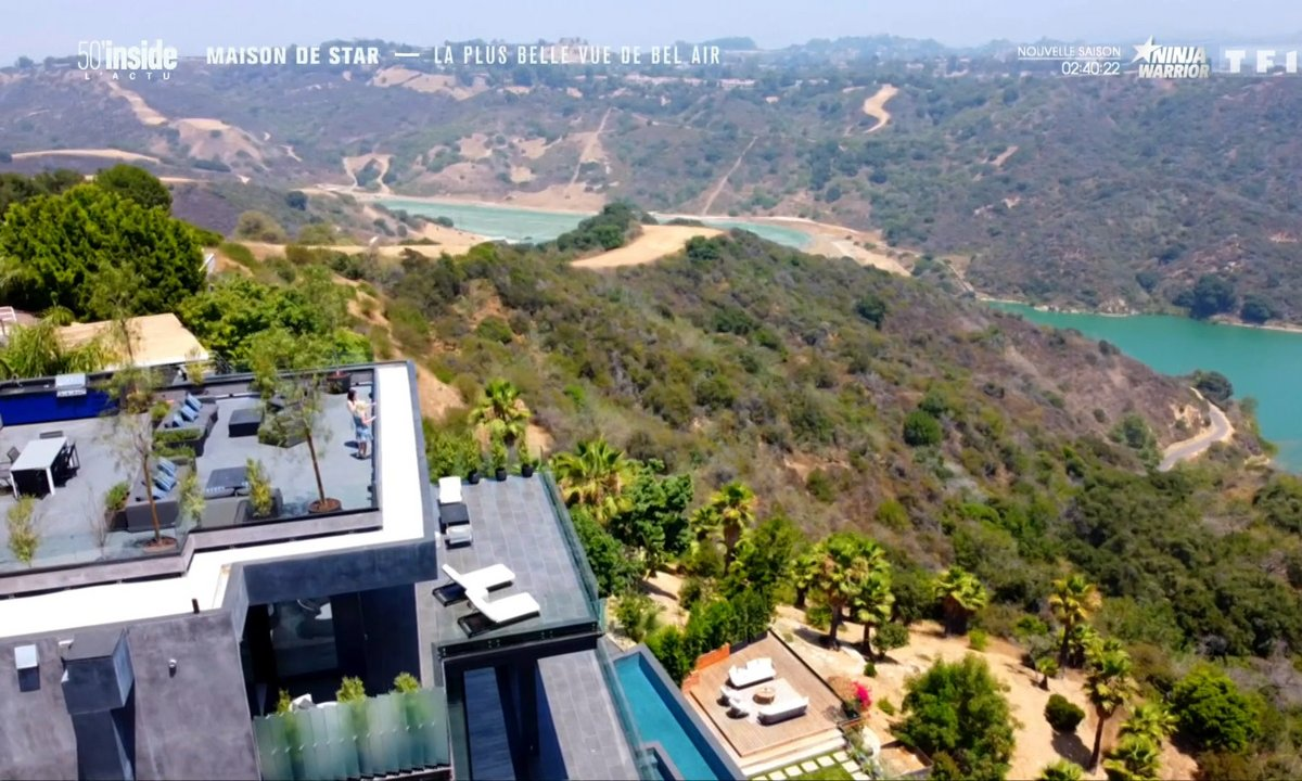 Maison de Star: la plus belle vue de Bel Air