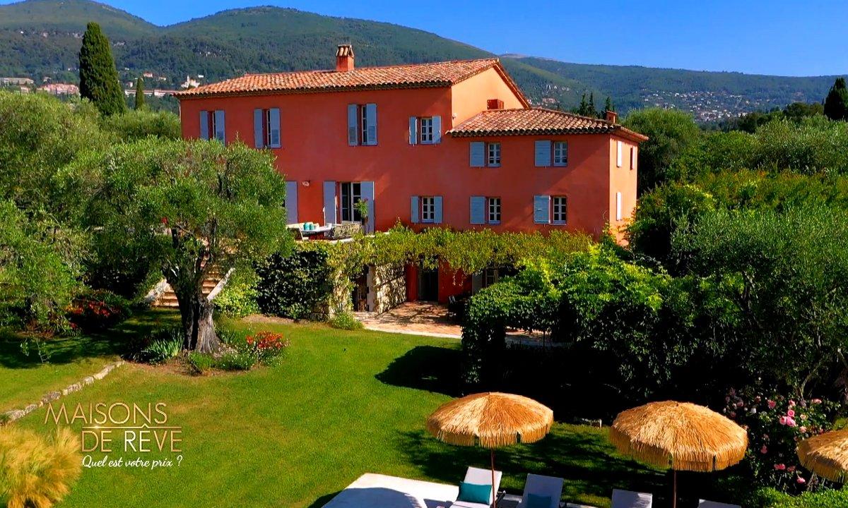 EXCLU - Visitez une bastide provençale construite en 1900