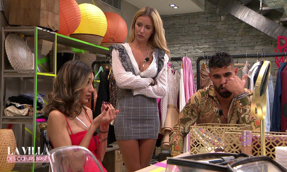 Maissane jalouse de Lola dans l'épisode 74