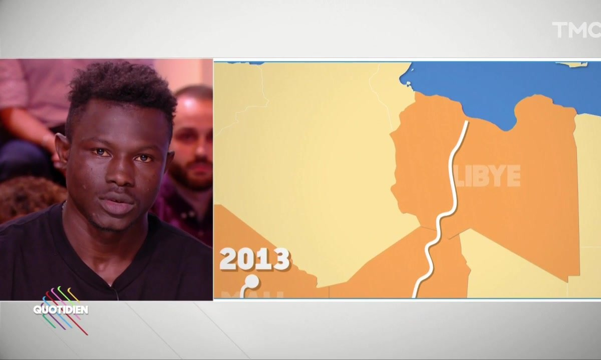 Du Mali à Paris : l'itinéraire de Mamoudou Gassama